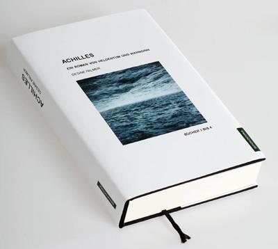 Foto eines Buchcovers: Achilles - Roman von Dr. Gesine Palmer