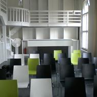 Foto: Alte Bibliothek in der UdK
