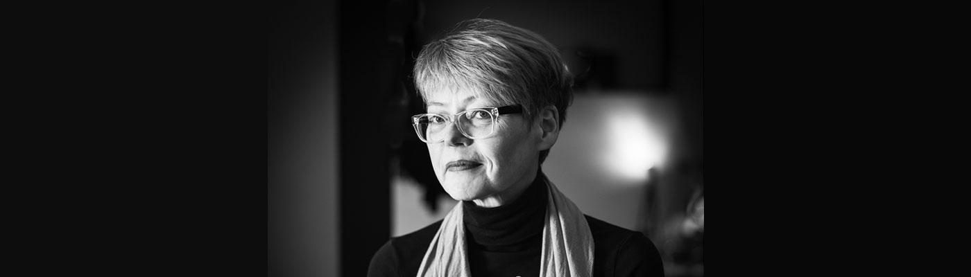 Porträt Dr. Gesine Palmer, Publizistin und Moderatorin