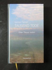 Buchcover Tausend Tode von Gesine Palmer