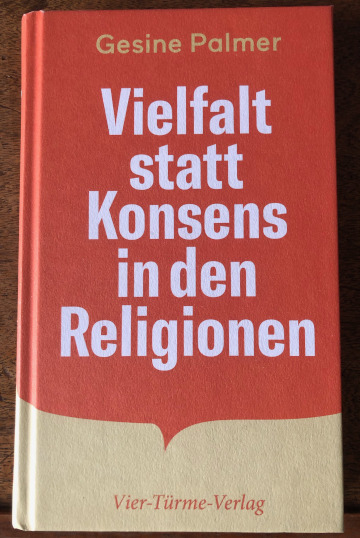 Buchcover Vielfalt statt Konsens in den Religionen